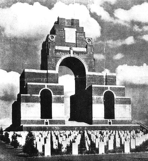 Thiepval Memorial of the Missing